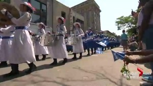 Montrealers celebrate Fête nationale with parade
